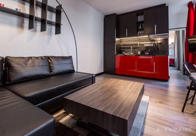 Apartamento em Paris - Odéon Cine 1