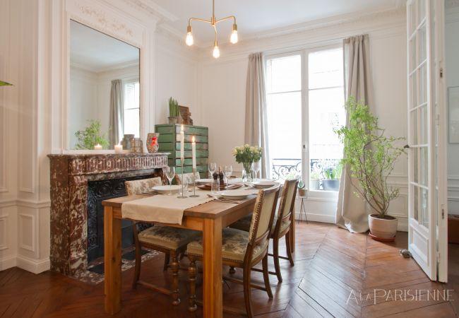 Apartamento em Paris - Republique Marais Fashion