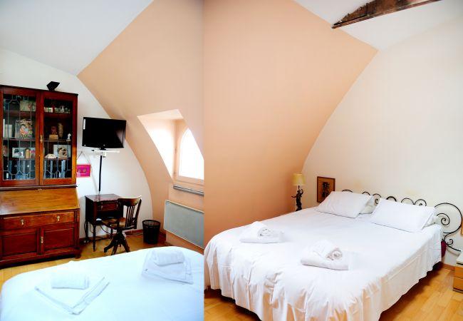 Apartamento em Paris - Opera Loft