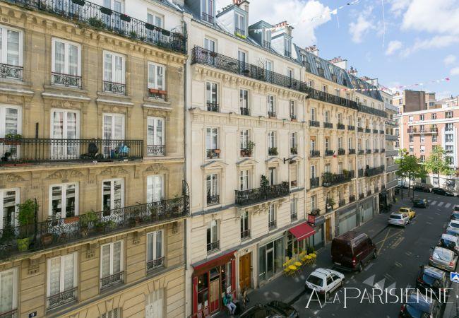 Apartamento em Paris - Canal St Martin Design