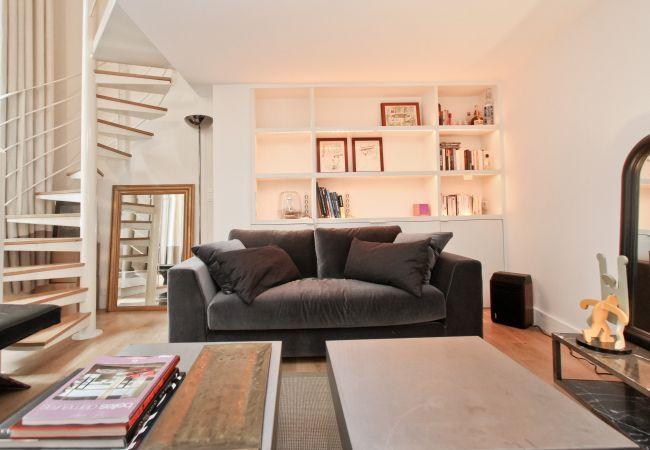 Apartamento em Paris - Quartier Latin Loft Maubert