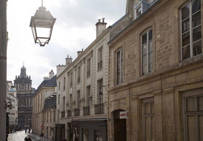 Apartamento em Paris - Vosges 1