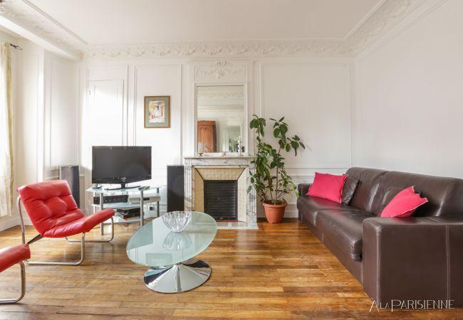 Apartamento em Paris - Bastille Ledru-Rollin 2