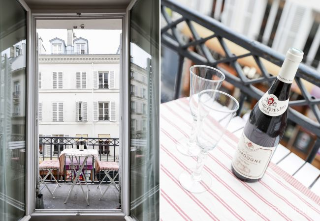 Apartamento em Paris - Champs Elysées 1