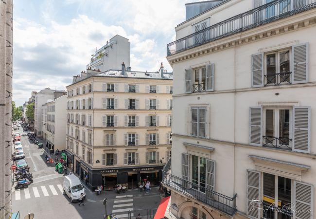 Apartamento em Paris - Champs Elysées Classic