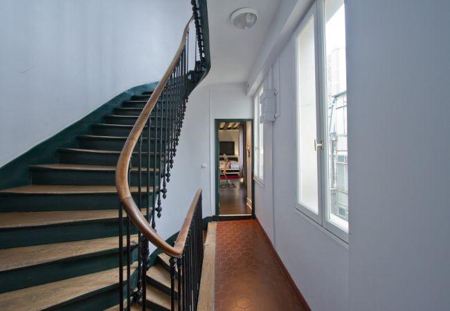 Apartamento em Paris - Beaubourg Studio