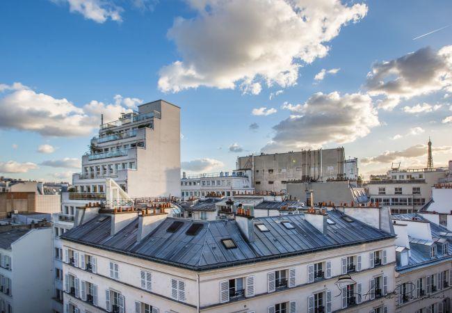 Apartamento em Paris - Champs Elysées 2