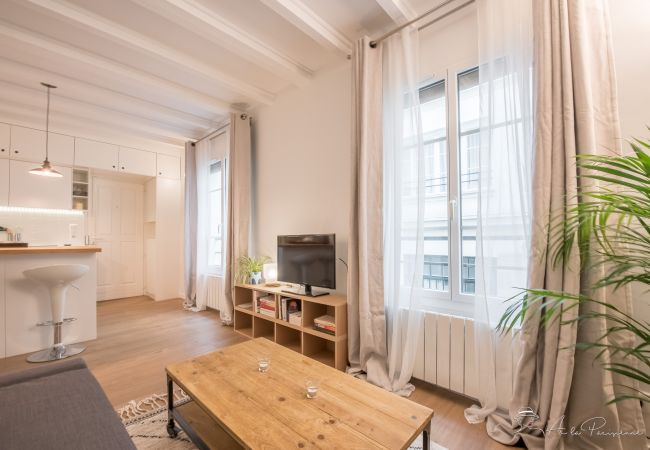Apartamento em Paris - Bastille Loft