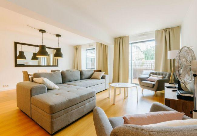 Apartamento em Lisboa - Martim Moniz - Blanche