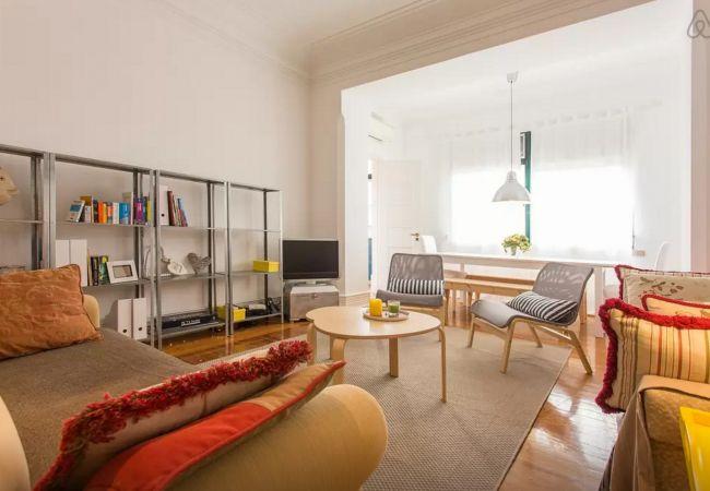 Apartamento em Lisboa - Marquês - Françoise
