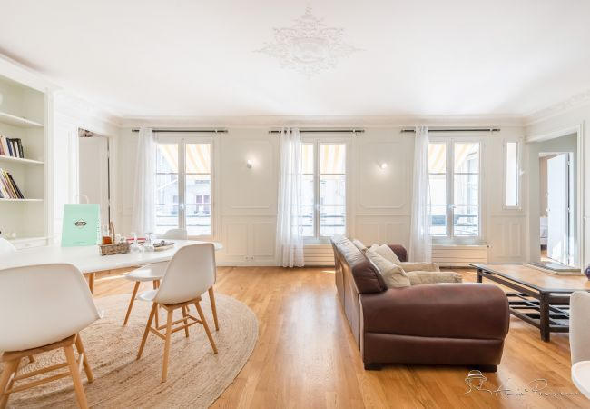 Apartamento em Paris - Marais Saint Paul 2