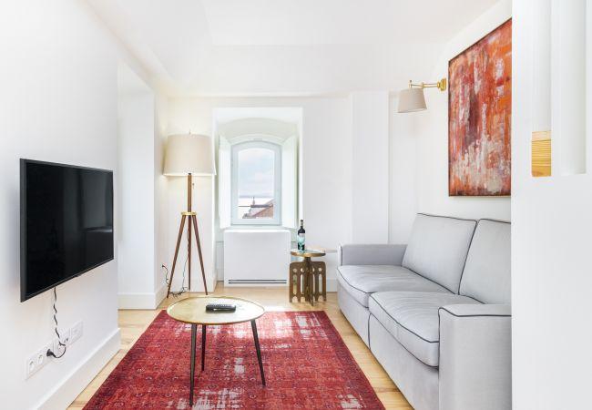 Apartamento em Lisboa - Praça do Comércio Duplex - Bertrade