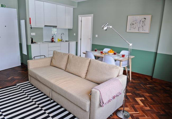 Apartamento em Lisboa - Marquês do Pombal - Marguerite