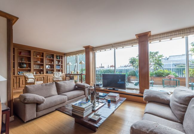 Apartamento em Paris - Trocadéro Terrasses