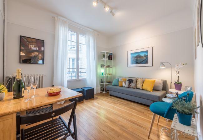 Apartamento em Paris - Charonne Chanzy