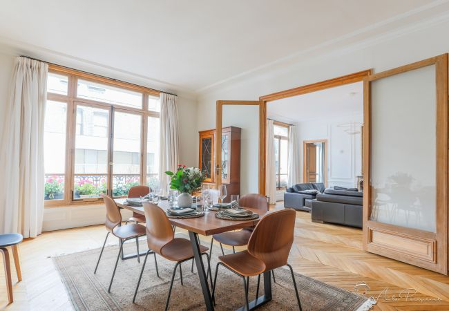 Apartamento em Paris - Jardin de Luxembourg Home