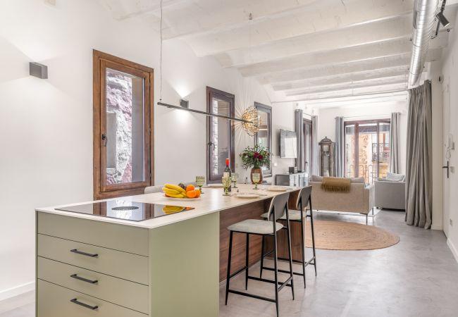 Apartamento em Barcelona - Rambla Liceu - Emma