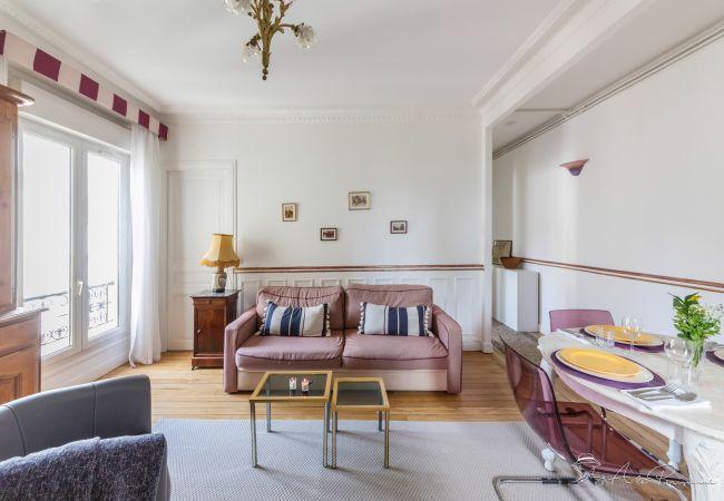 Apartamento em Paris - Mouffetard Rustic la Clef