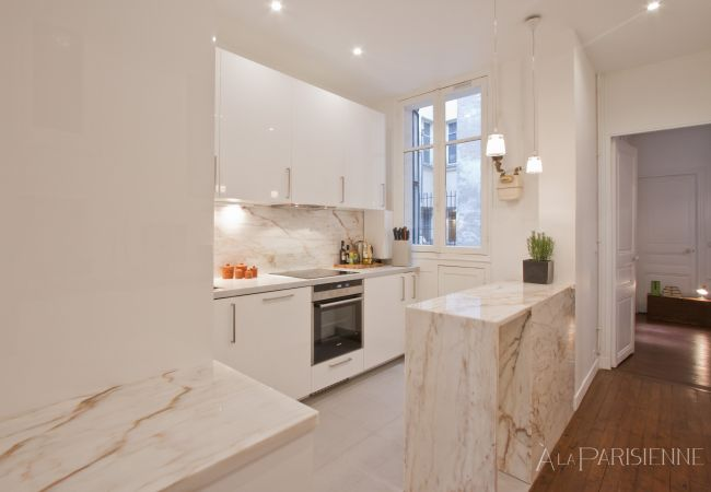 Apartment in Paris - Republique Marais Fashion