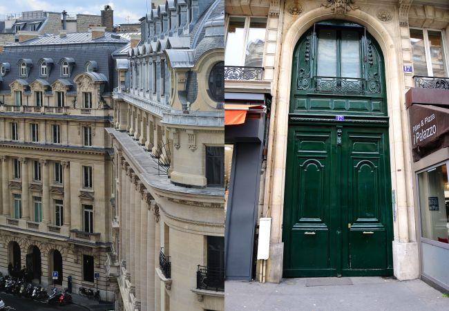 Apartment in Paris - Opera Loft