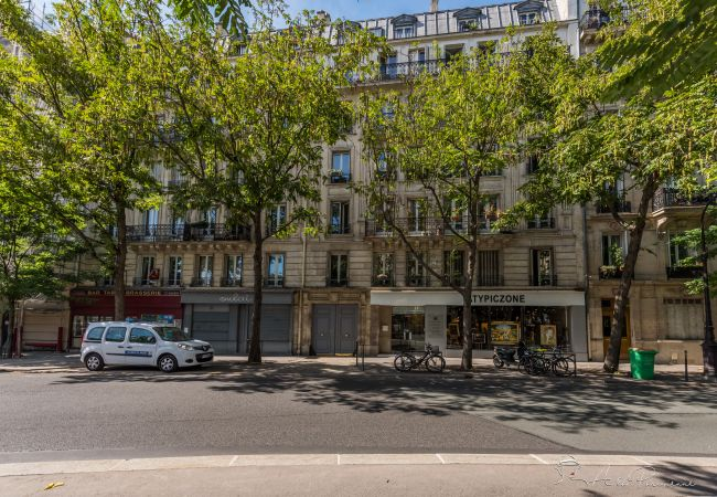 Apartment in Paris - Bastille Luminous