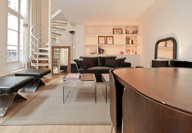 Apartment in Paris - Quartier Latin Loft Maubert