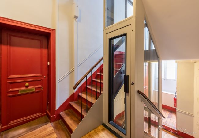Apartment in Paris - Quartier Latin Guenegaud