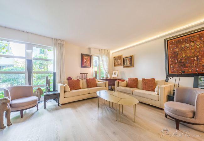 Apartment in Paris - Marais Triplex Luxury