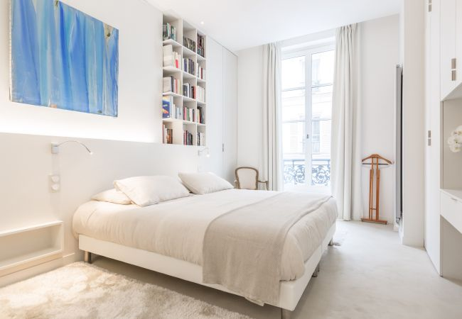 Apartment in Paris - Île Saint Louis Luxury