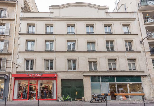 Apartment in Paris - Bastille Loft