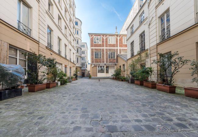 Apartment in Paris - Marais Republique Family