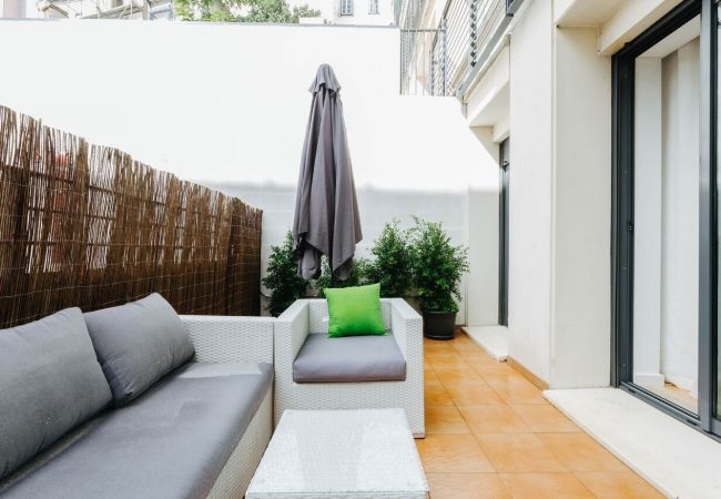 Apartment in Lisbon - Martim Moniz - Blanche