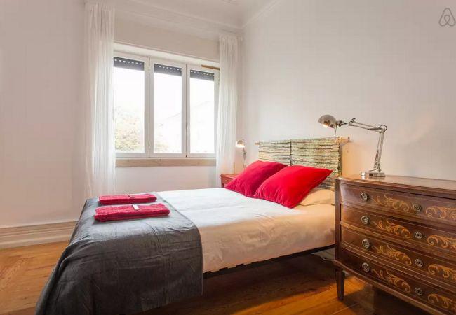 Apartment in Lisbon - Marquês - Françoise