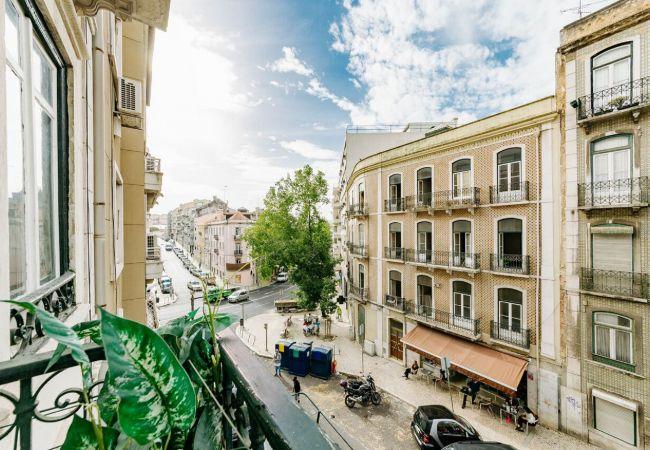 Apartment in Lisbon - Marquês - Céline