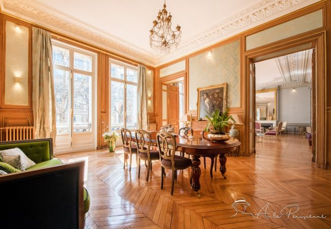 Apartment in Paris - Wagram Luxury Palace