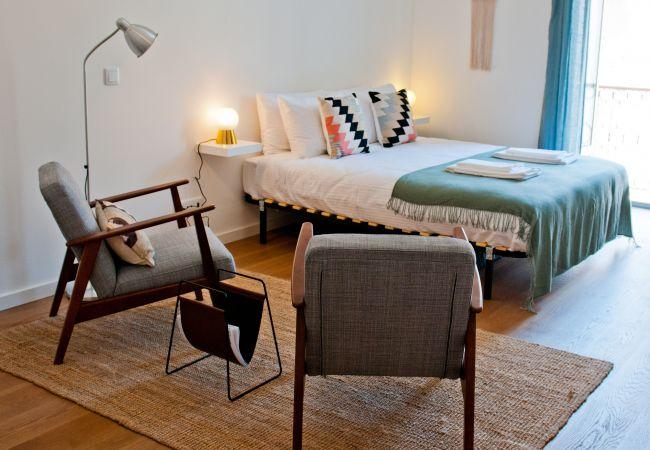 Studio in Lisboa - Restauradores Studio - Jeanne