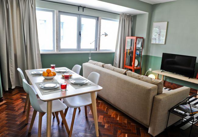 Apartment in Lisbon - Marquês do Pombal - Marguerite