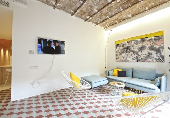 Apartment in Barcelona - Sant Antoni - Isabelle