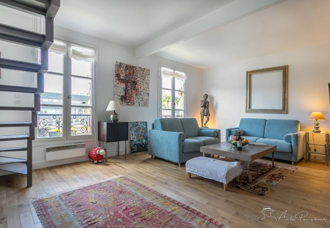 Apartment in Paris - Bastille Duplex