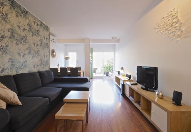Apartment in Barcelona - Plaza Espanya Terrace - Eva