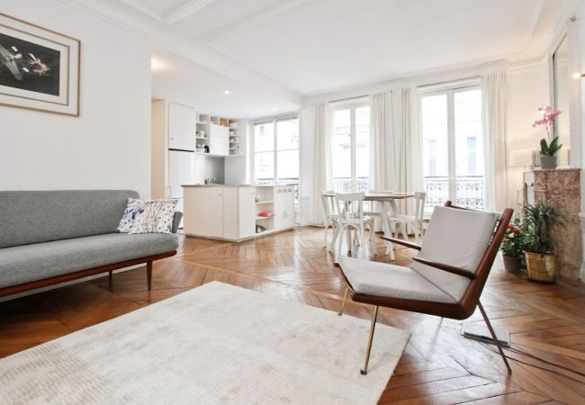 Apartment in Paris - Marais Loft