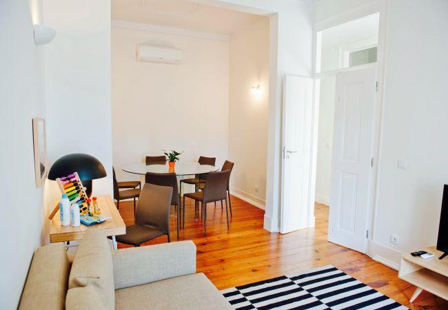 Apartment in Lisboa - Marquês - Carole