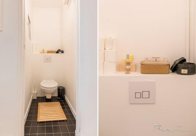 Apartment in Paris - Republique Marais Charm