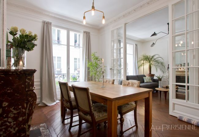Appartement à Paris - Republique Marais Fashion