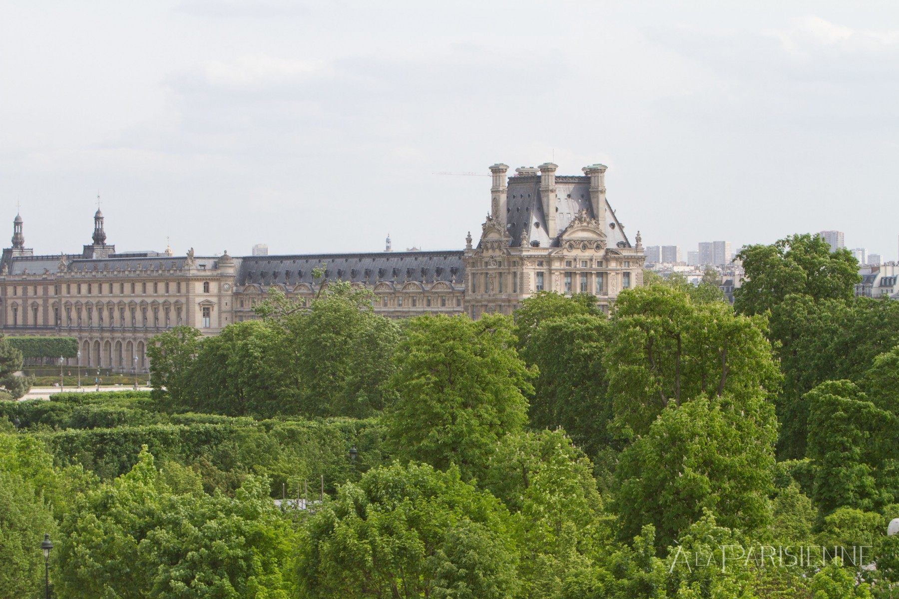 Appartements a Paris - Tuileries Classic