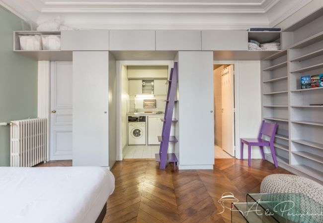 Appartement à Paris - Tuileries Classic