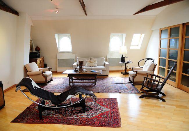Appartement à Paris ville - Opera Loft