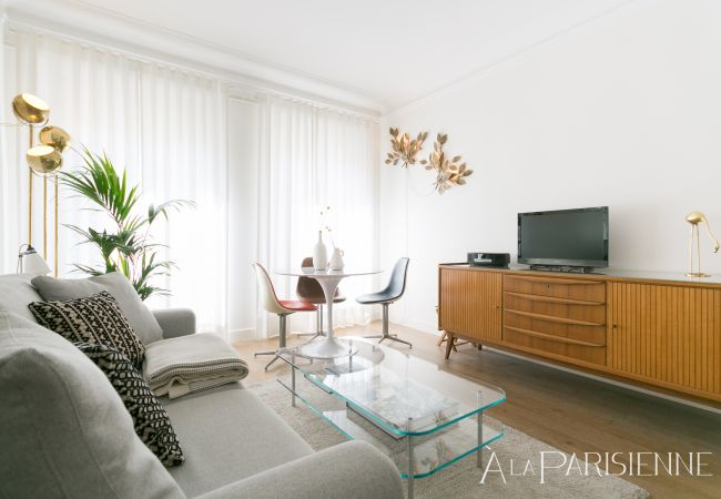 Appartement à Paris - Canal St Martin Design