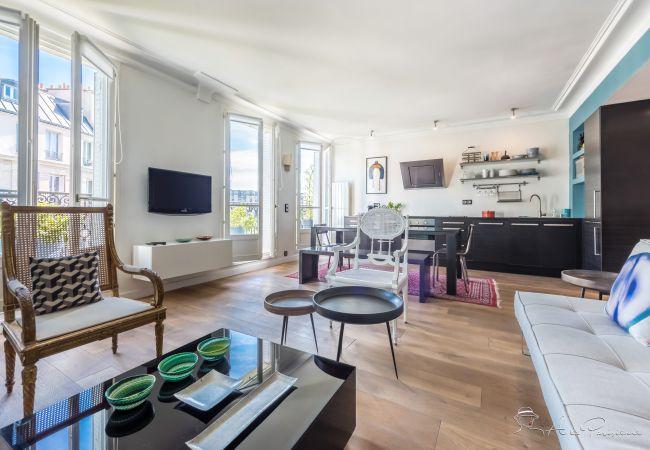 Appartement à Paris - Bastille Luminous