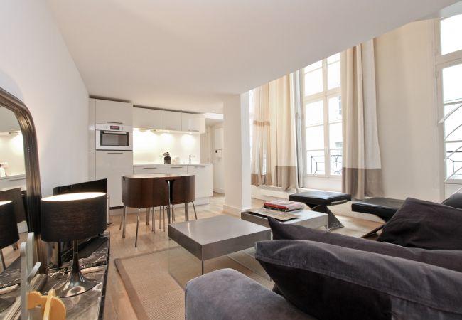 Appartement à Paris ville - Quartier Latin Loft Maubert